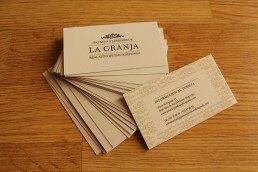 Real sitio de san Ildefonso tarjetas